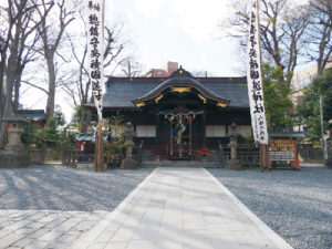 Asakakunitsuko Shrine