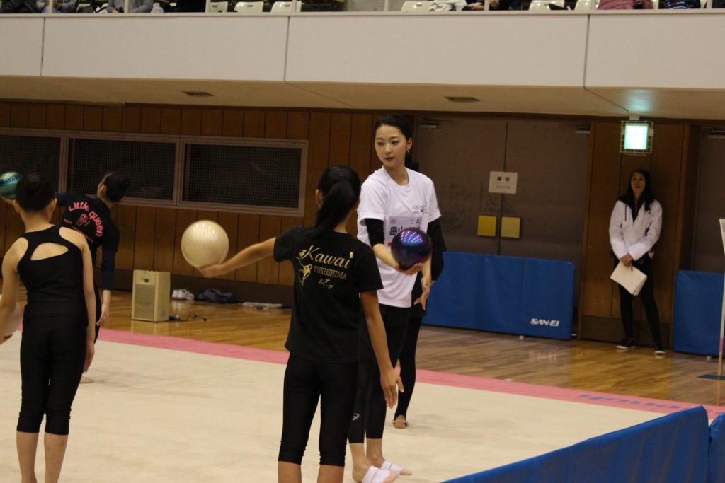BRIDGESTONE×Olympics×Paralympics a Go Go! in Koriyama