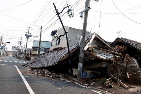 震災インタビュー