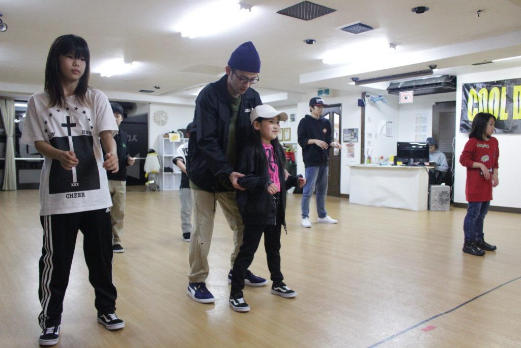 クールダンススタジオ 郡山校