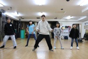 クールダンススタジオ