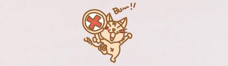 保護猫イラスト