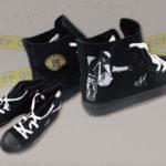 マイケルジャクソン追悼記念スニーカー