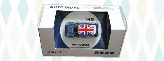 AUTO DR/VE16GB USB MEMORY