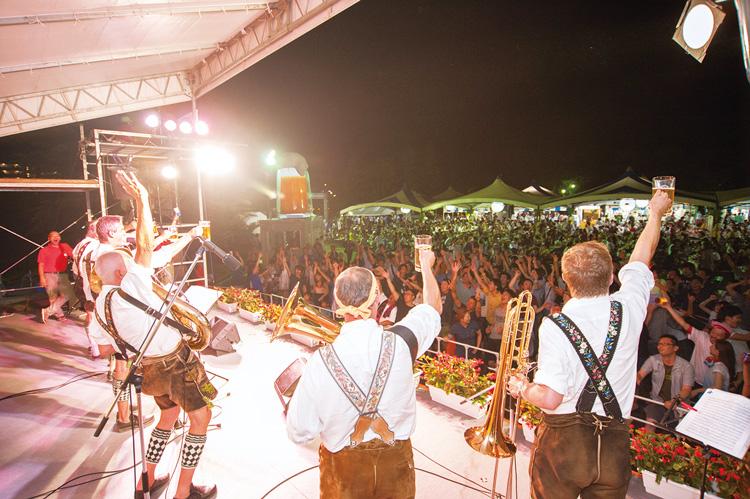 サマーフェスタ IN KORIYAMA 2018 ビール祭