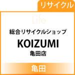 Life_banner-koizum-kameda