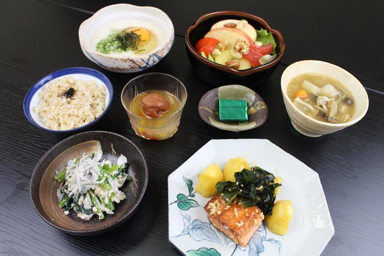 湯野上ホテル 心ノ癒 料理