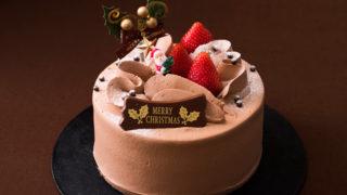 2018チョコレートケーキ
