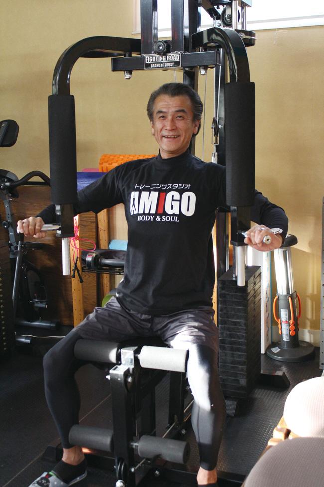 トレーニングスタジオ AMIGO[アミーゴ] トレーナー 樋口 先生