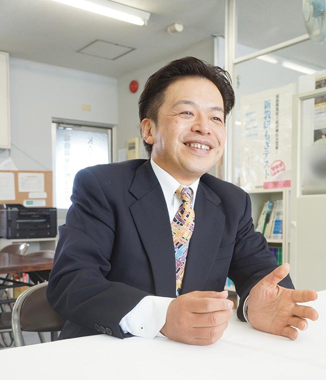 福島県家庭教師協会 郡山事務局 村井 眞一 先生
