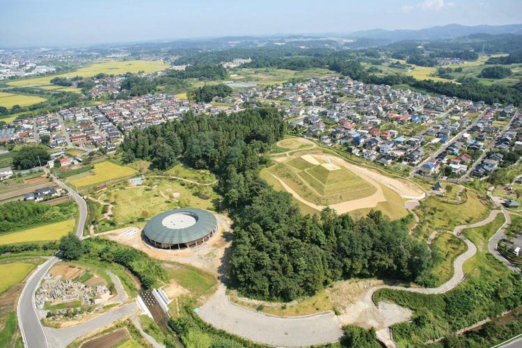 Oyasuba Historic Park