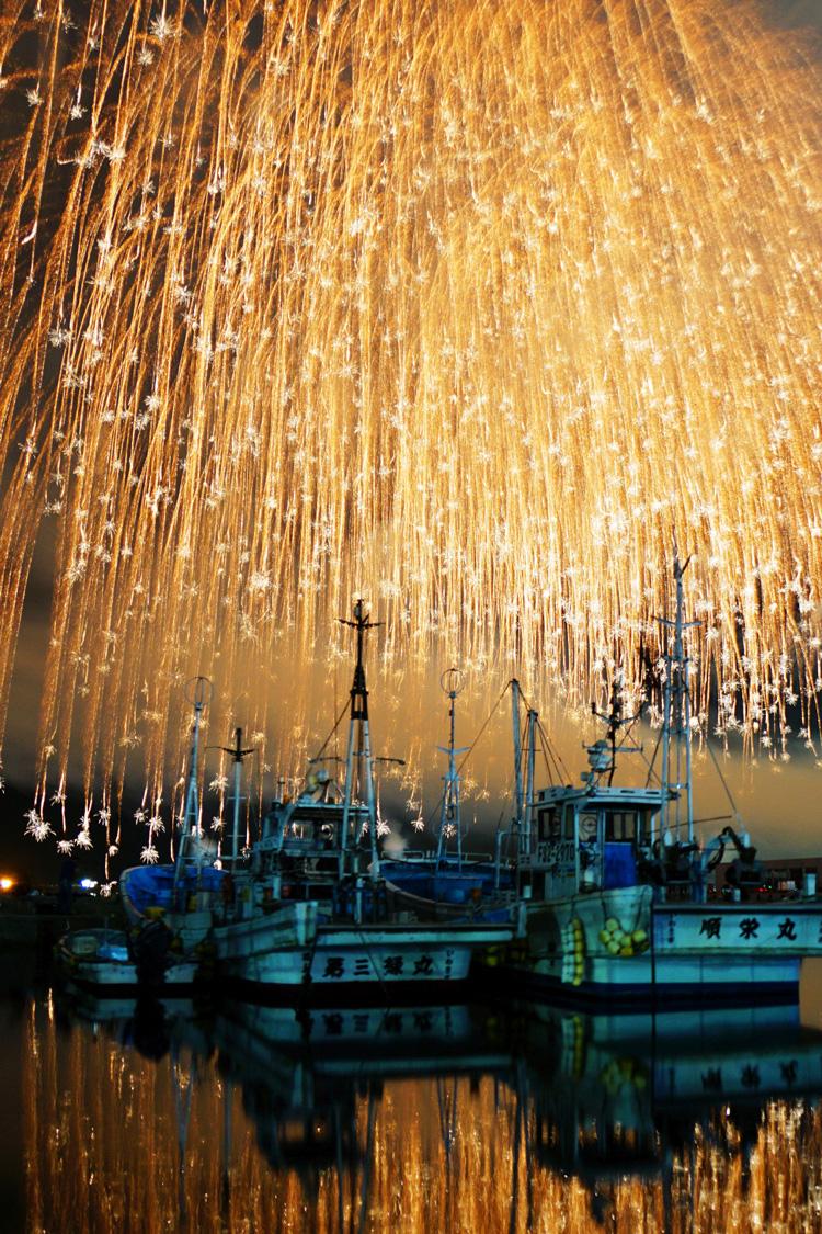 Iwaki Fireworks Show