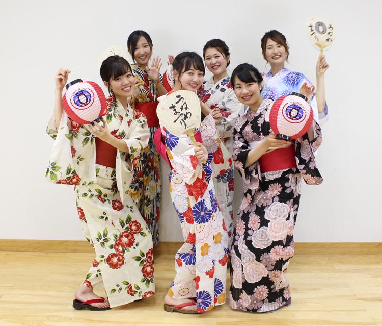 2019年 第55代 ミスうねめ