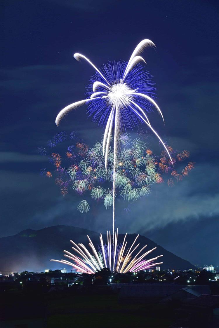 Fukushima Fireworks Show