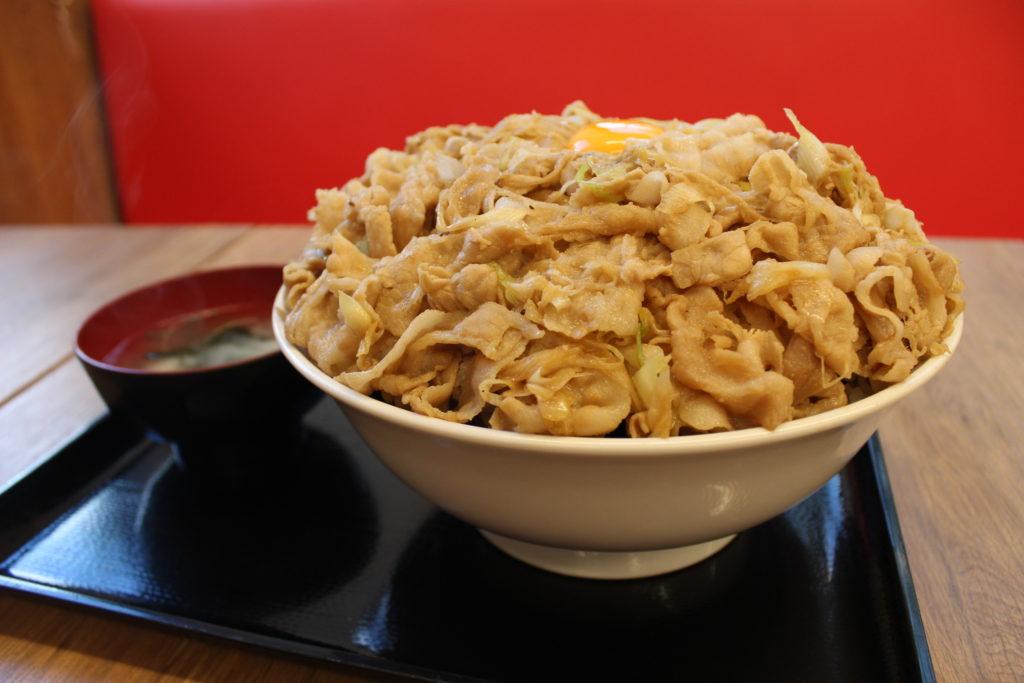 すた丼(大盛り特集)