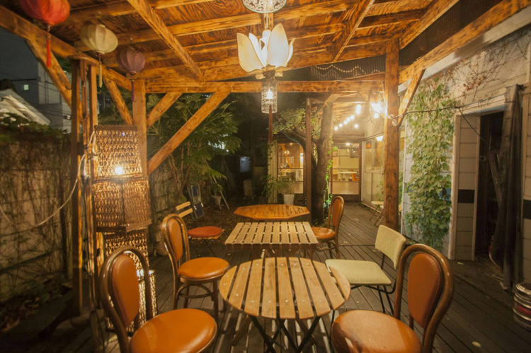 Cafe de Viet Nam 澤上商店