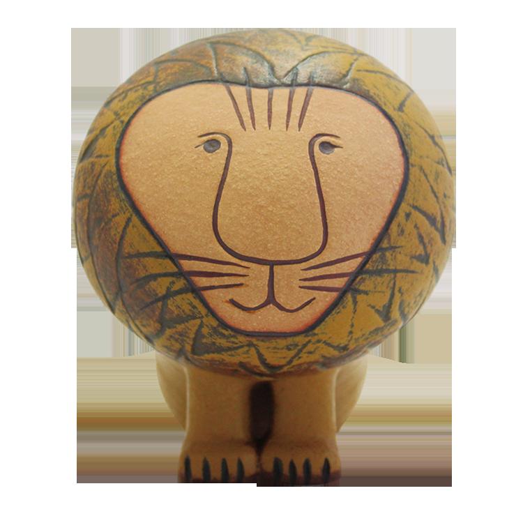 [陶器]ライオン ミディアム