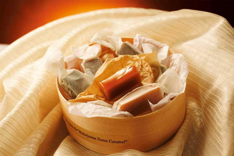 Soft Caramel Candies