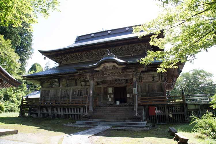 圓蔵寺(柳津町)