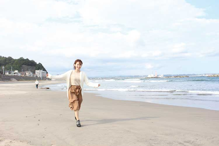 Beach in Iwaki