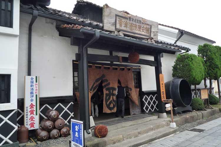 Sake Winery Tour Everywhere in Fukushima Prefecture