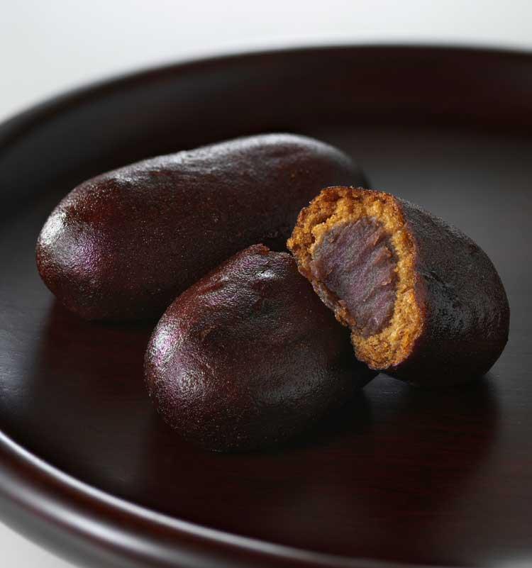 カリントまんじゅう(お菓子のさかい)