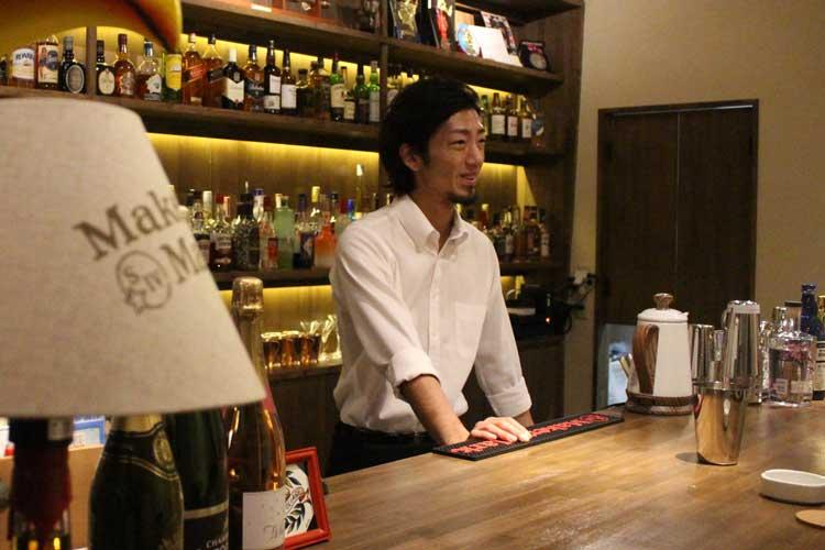 BAR FOLIAGE(バーフォーリッジ) フレアバーテンダー 古川 恵一郎 氏