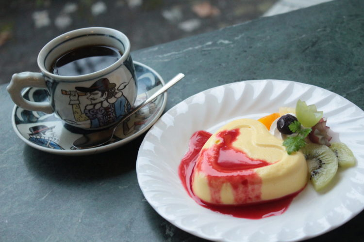 COFFEE&ANTIQUE 開成館⑥