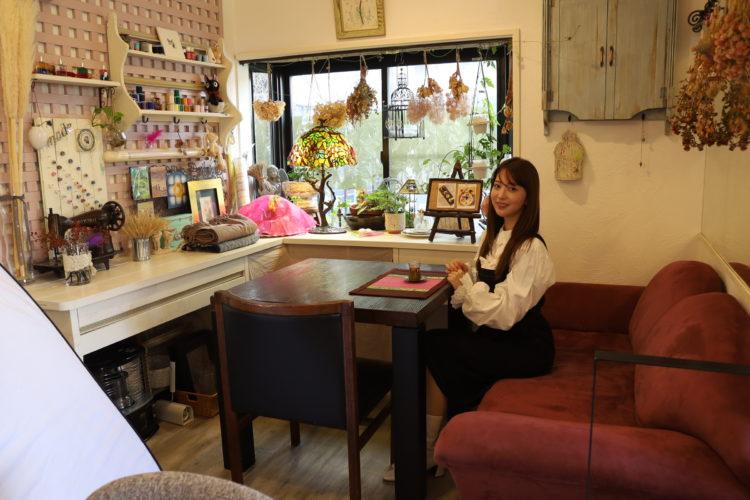 Kiki Works Cafe部①