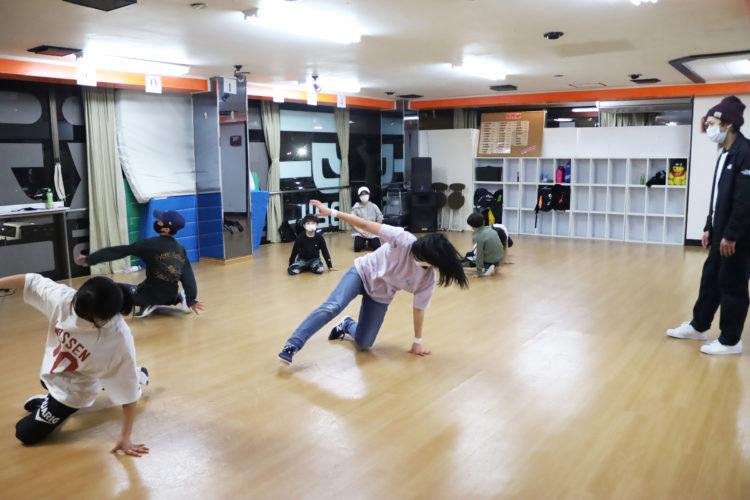 クールダンススタジオ①