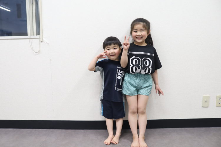 KON アクロバット・体操教室①